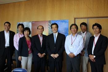 2012.6.23 「明日の安心」対話集会が隠岐の島町で開かれました。