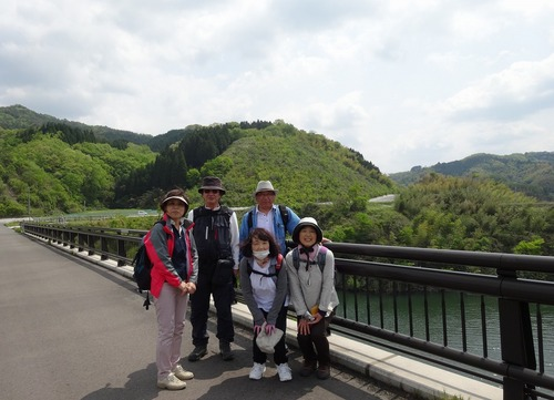 2014.5.9 新緑ウォーク