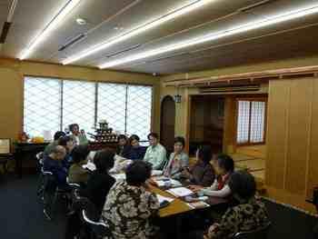 2011.10.29 とまちゃん座談会