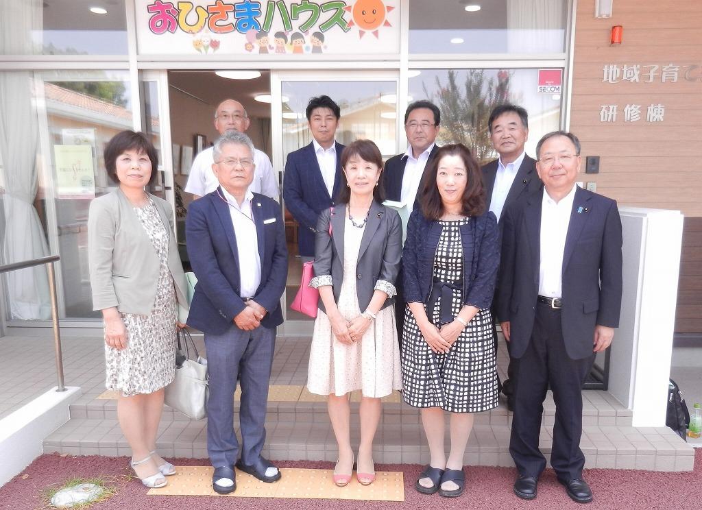 2018.7.17~19 会派民主県民クラブで長崎県を調査