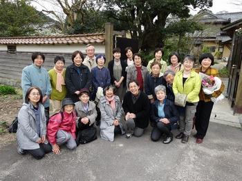 2014.4.13 ふるさと母里の見学会