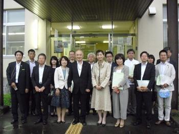 2017.8.29~31 総務委員会県外調査で北海道における地域活性化の取り組みについて調査